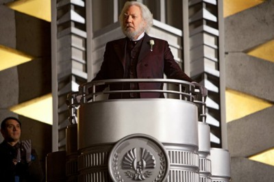 The Hunger Games - Donald Sutherland