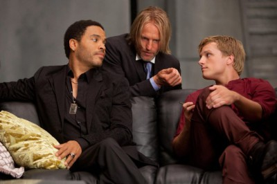 Hunger Games - Kravitz-Harrelson-Hutcherson