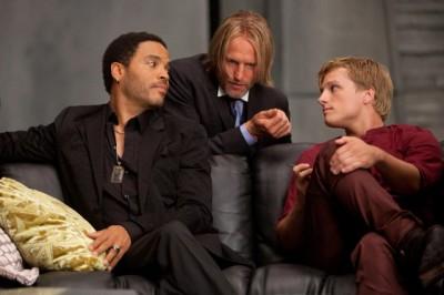 Hunger Games - Kravitz-Harrelson-Hutcherson