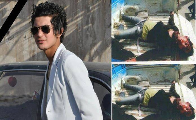 "Iraqi youth brutally killed by religious police for ""emo"" hairstyle"