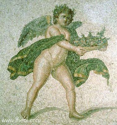Greek God, Eiar, Zephryos