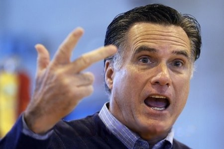Romney, Friday 13th