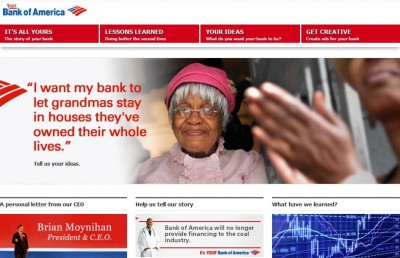 Your Bank of America spoof