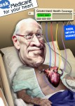 Help Solve the Mystery: Whose Heart Did They Put In Dick Cheney's Chest?