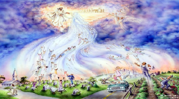 end of the world rapture