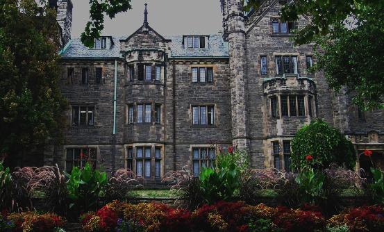 Rupert Murdock mansion