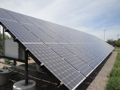 Energy Wars, solar panels