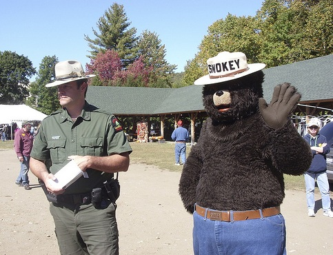 bear proof smokey