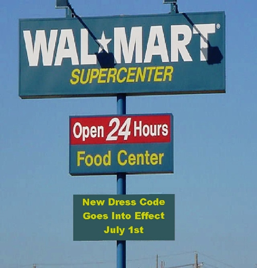 Walmart Institutes Dress Code For Shoppers Humor Times
