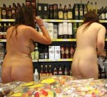 No Pants, No Shirt: Free Groceries (NSFW)