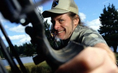 ted nugent hunting