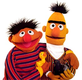 Bert and Ernie prenup