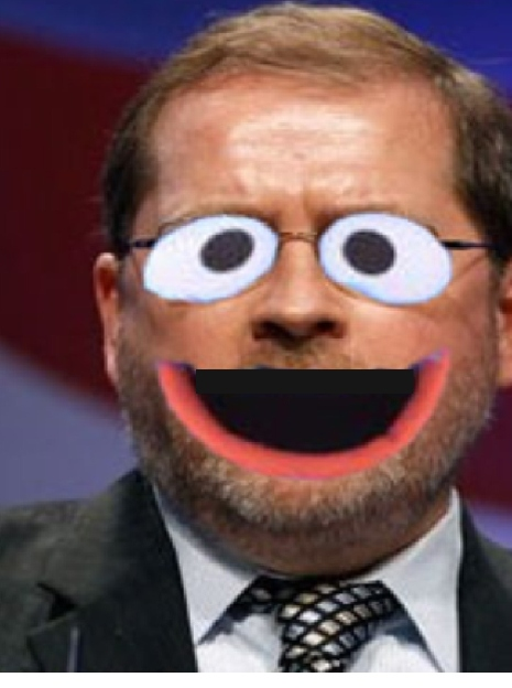 Norquist or the Muppet