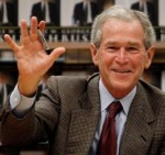 George W Bush Accepts Position as Court Jester for Obama Cabinet