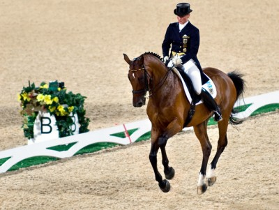 Olympic dressage