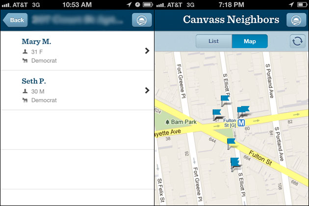 Is Your Neighbor a Democrat? There's An App For That!