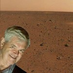 Mars Rover Curiosity Discovers Living Fossil