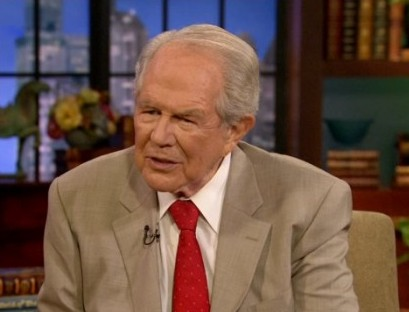 Pat Robertson Blames Lack of Belief in God on Atheists