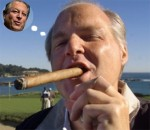 Rush Limbaugh Says Al Gore Not to Blame for His Shrinkage