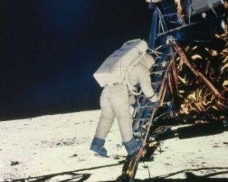 NASA moon landing