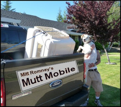 Mitt Romney Humor: Tagg, You're It