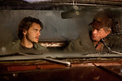 Killer Joe, Emile Hirsch and Thomas Haden Church