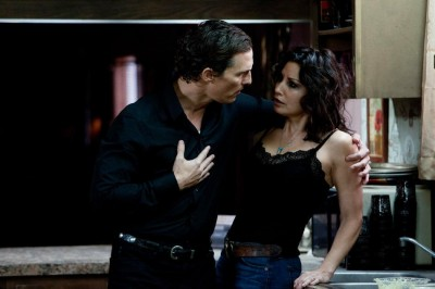 Killer Joe, McConaughey and Gina Gershon