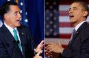candidates reality show obama romney