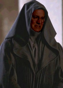 Lord Voldemort Cheney, He Who Shall Not Be Named