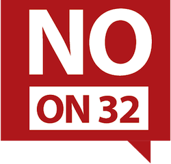 no on prop 32