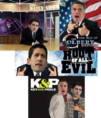 Comedy Central Endorses Mitt Romney for President