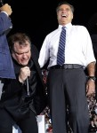 Meatloaf Performance at Rally Stops Romney Surge in its Tracks
