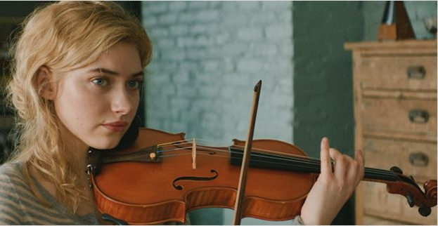 Imogen Poots in A Late Quartet