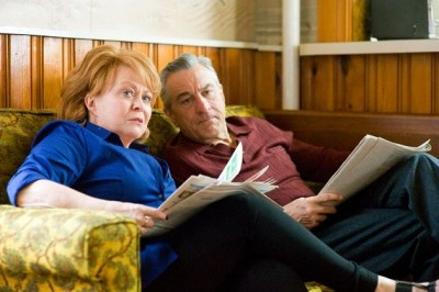 Silver Linings Playbook, Jacki Weaver and Robert DeNiro