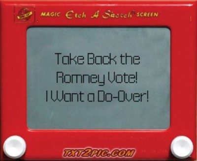 Early Romney Voters in Ohio Asking for Do-Over After Sandy