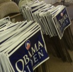 Where Are All the Obama Signs?