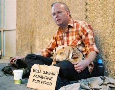 Karl Rove - Homeless