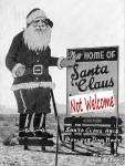 Santa Denied Entry into Arizona on Christmas Eve