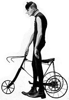 karl valentin bicycle