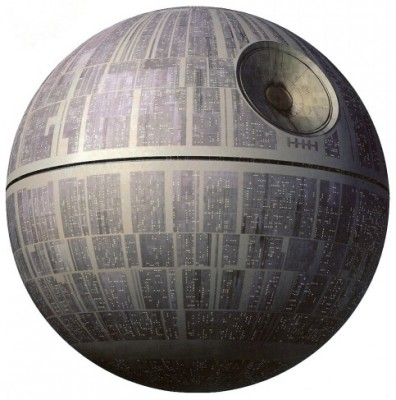 Refurbished NRA Death Star
