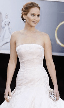 Oscar moments Jeniffer Lawrence