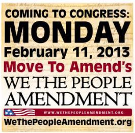 We The People Amendment Reverse Corporate Personhood