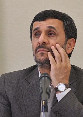 Dictator Ahmadinejad