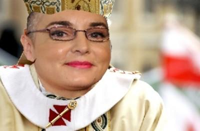 Sinead O'Connor, Pope Benedict XVI