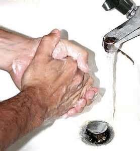 OCD, hand wash