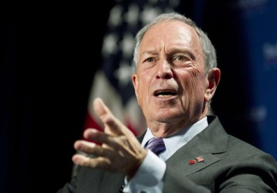 Mayor Bloomberg Angry