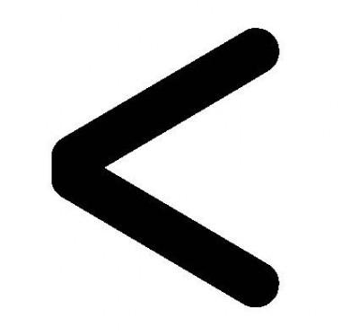 "Math Nerd Makes ""Less Than"" Symbol Her Facebook Profile Pic"
