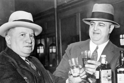 prohibition, Senator