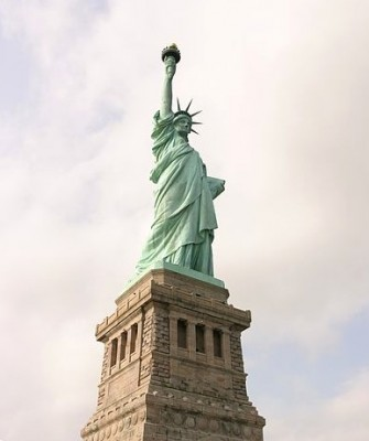 Lady Liberty, Immigration