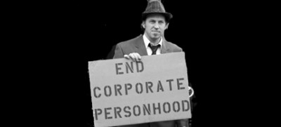 end corporate personhood
